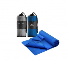 Microfiber Towel Soft Sweat-Absorbent Fitness Towe...