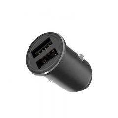 3.1A 2.1A Mini USB Car Charger with Dual Port