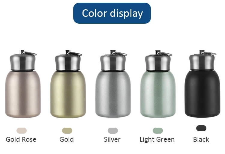 leak proof travel mug color