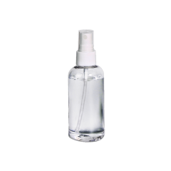 PET Empty Plastic Spray Bottle For Hand Sanitizer