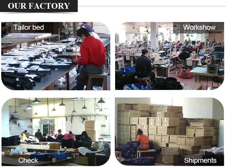 Chef Uniforms factory